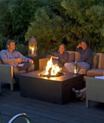 Outdoor Feuer